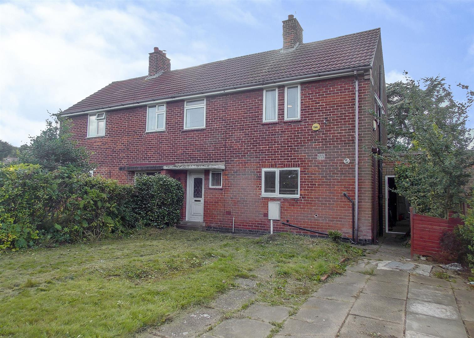 3 Bedrooms Semi Detached House for sale in Stevenson Avenue, Breaston